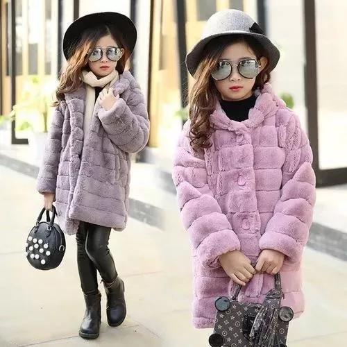 Lindo casaco menina infantil criança blusa jaqueta forrada