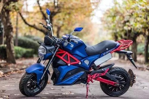 Moto scooter elétrica 2000w (precisa