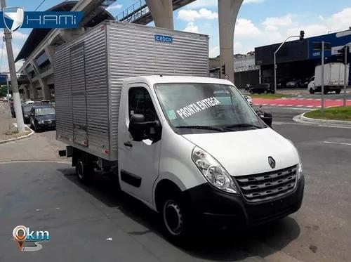 Renault master com bau 2019