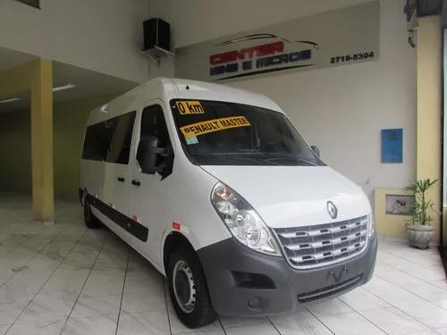 Renault master executiva branca 2020