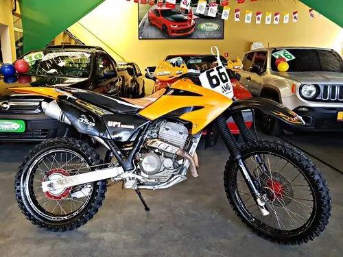 Tornado 250 preparada para trilha 2007 moto de trilha xr 250