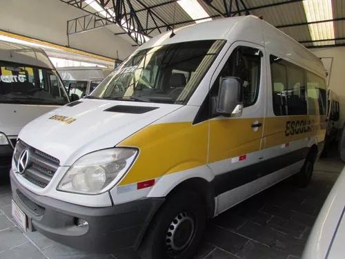 Van escolar mercedes-benz sprinter escolar 2013