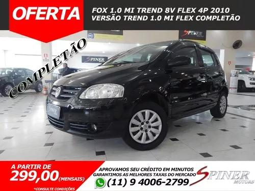 Volkswagen fox 1.0 vht trend total flex 5p 1544 mm