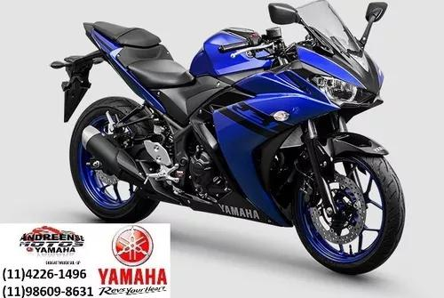 Yamaha - r3 abs - 2019 - taxa zero