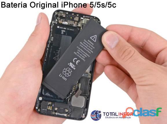 Bateria original iphone 5/5s/5c