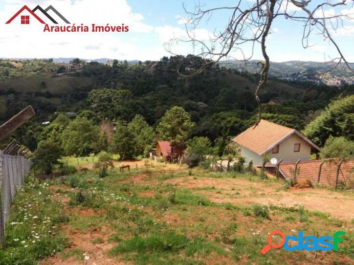 Ótimo terreno para venda na região de vila natal em campos do jordão/sp.