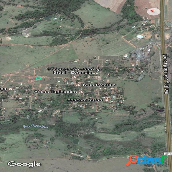 Águas virtuosas - terreno de 750 m² - murado - ótimo preço