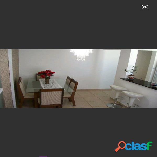Lindo apartamento no residencial bromélias!