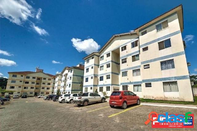 Apartamento 02 dormitórios, residencial itoupava garten, venda direta caixa, bairro itoupava central, brusque, sc, assessoria gratuita na pinho