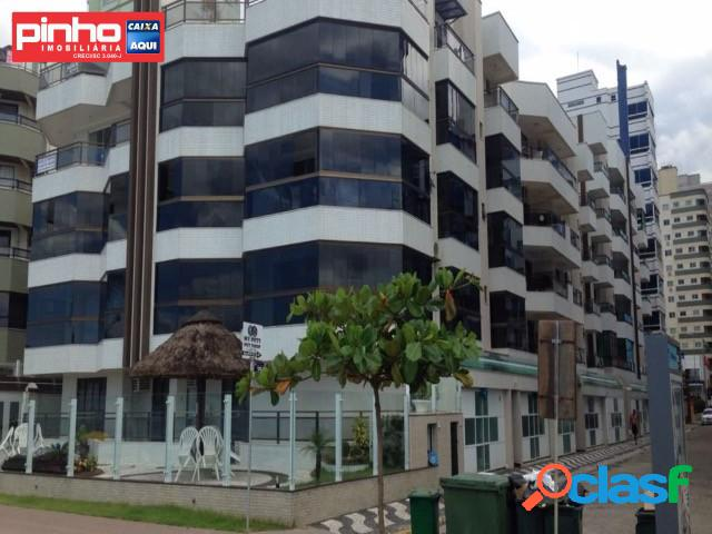 Apartamento 03 dormitórios (03 suítes), venda direta caixa, meia praia, itapema, sc, assessoria na pinho