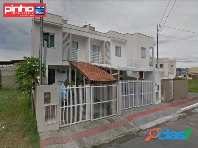 Casa 02 dormitórios, venda direta caixa, bairro cidade nova, itajaí, sc, assessoria gratuita na pinho
