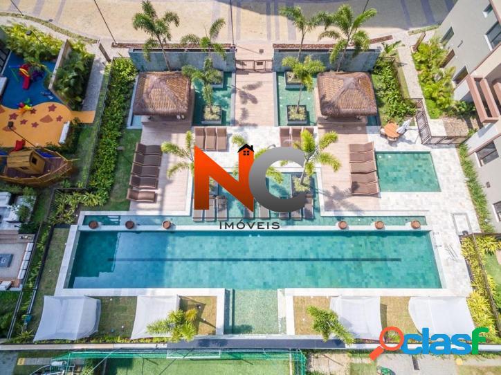Apartamentos com 3 e 4 quartos com Suites,96m² a 241m² Recreio