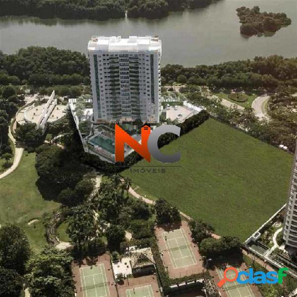 Apartamento com 2 dorms, barra da tijuca, rio de janeiro - r$ 1.293.161,00, 73m² - codigo: 122