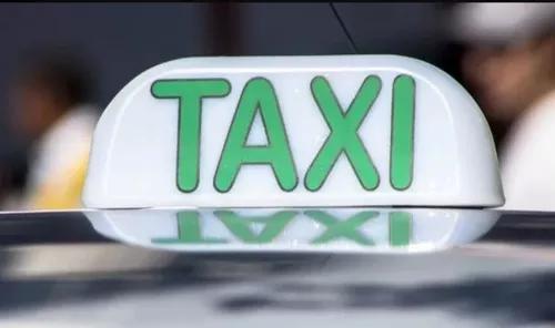 Alvara taxi branco com ponto fixo - zona sul - cursino