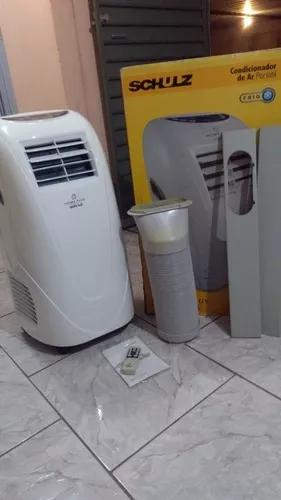 Ar condicionado portátil schulz