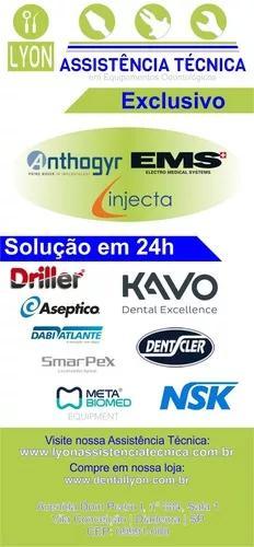 Assistencia tecnica autorizada de produtos odontologico