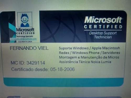 Assistência técnica apple, servidores, smartphones e redes