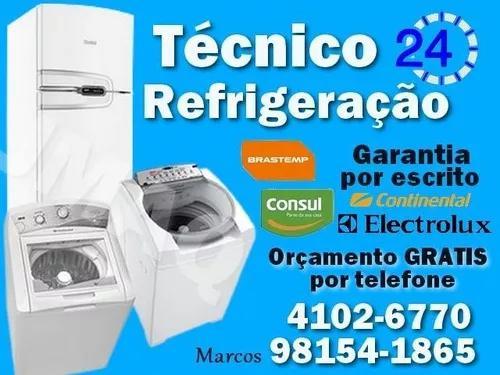 Assistência técnica de geladeiras e maquinas de lavar