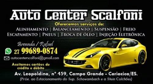 Auto center scalfoni