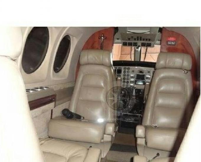 Avião turbo-hélice