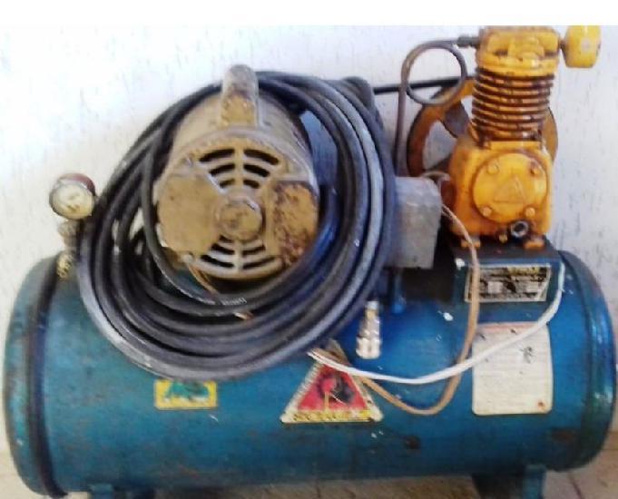 Compressor de ar schulz msi - mod. 2.6 pes - 60 litros