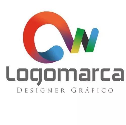 Criação de logomarca e logotipo: arte profissional