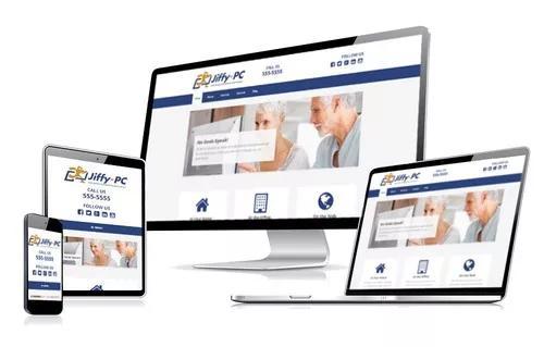 Criação de site profissional, moderno, exclusivo