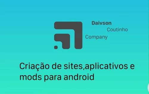 Criação de sites e aplicativos personalizados