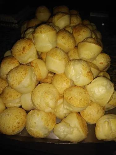 Curso pão de queijo pvc cc cad