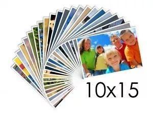 Impressão de 12 fotos 10x15 (s