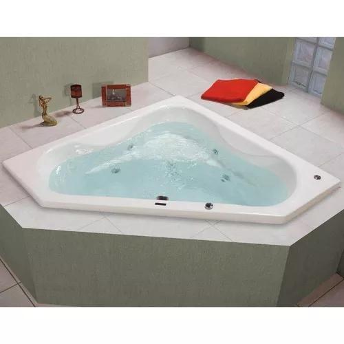Instalação banheira hidromassag
