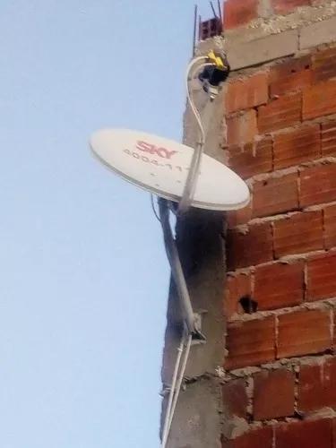 Instalação d antenas,apontamento,troca de lnb,atualizacoes