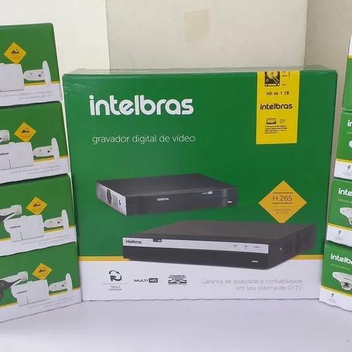 Instalação de câmeras de monitoramento