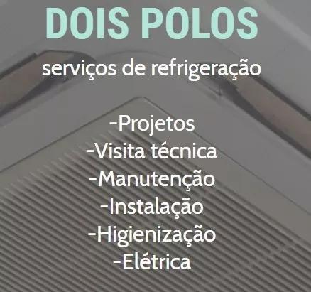 Instalação e manutenção de ar condicionado e