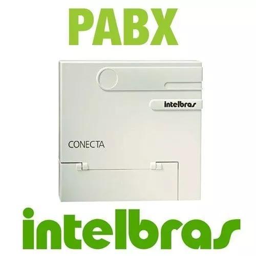 Instalação e manutenção de pabx intelbras (visita