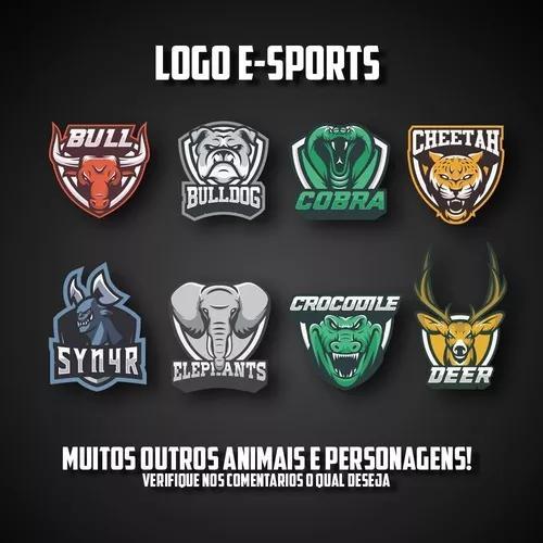 Logo - esports personalizada!