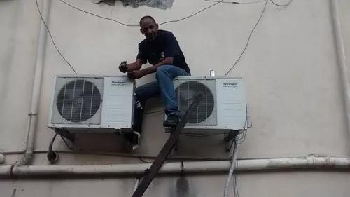 Manutenção e instalação de ar split