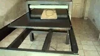 Maquinas de corte e vinco automatica