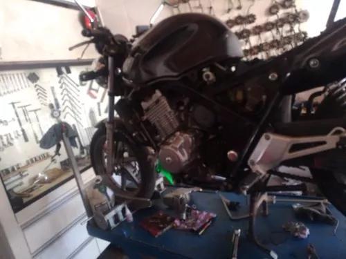 Mecânica de moto especializada
