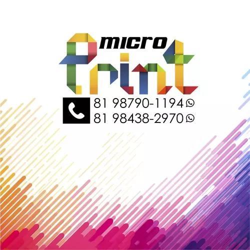 Microprintpe grafica rápida digital estamparia serigrafia