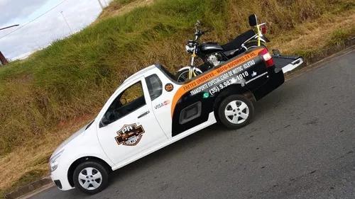 Moto socorro e transporte especializado de motos 24 hs