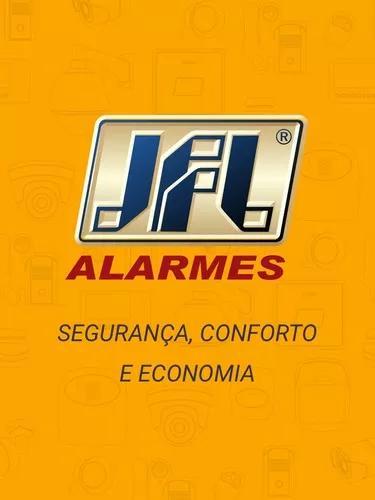 Programação alarme active jfl