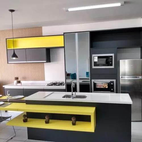 Projetos de móveis planejados, sob medida com plano de