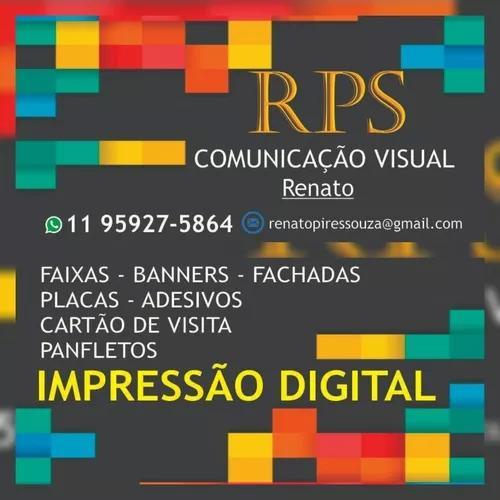 Rps comunicação visual