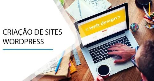 Site completo para seu negocio (suporte grátis)