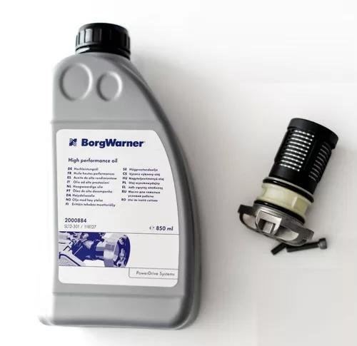 Troca óleo filtro haldex vw audi volvo land rover