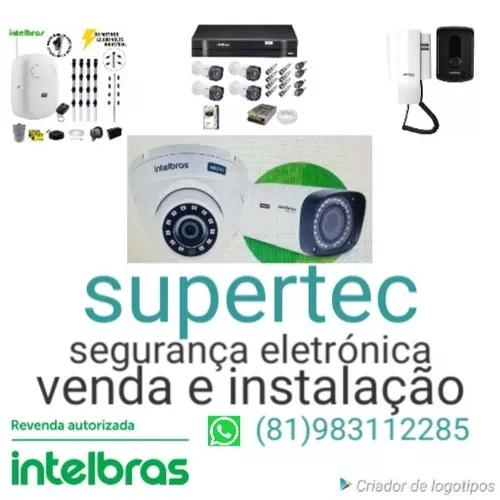 Venda e instalação de produtos de segurança eletrónica