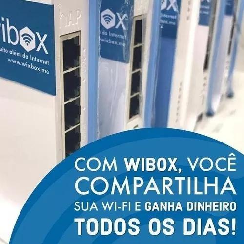 Vendo desconto de 100 reais wibox