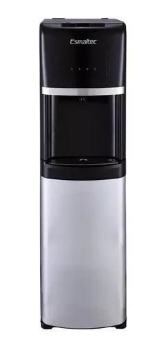 Bebedouro de coluna esmaltec egcqf he inox/preto - 220v/110v