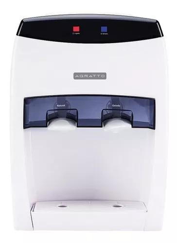 Bebedouro eletrônico água natural/gelada agratto bivolt